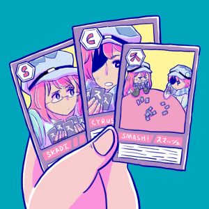 Mascots Playing Card Games