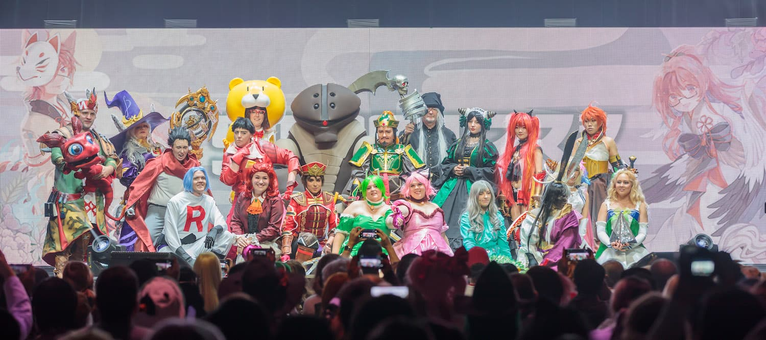 Cosplay Catwalk 2019