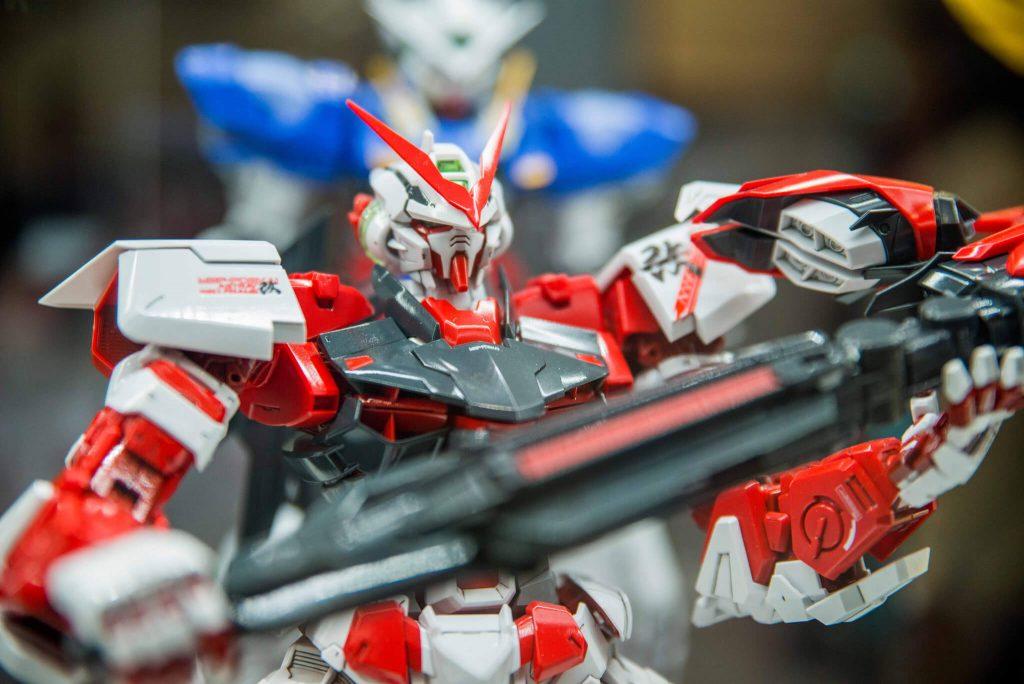 Gundam Displays