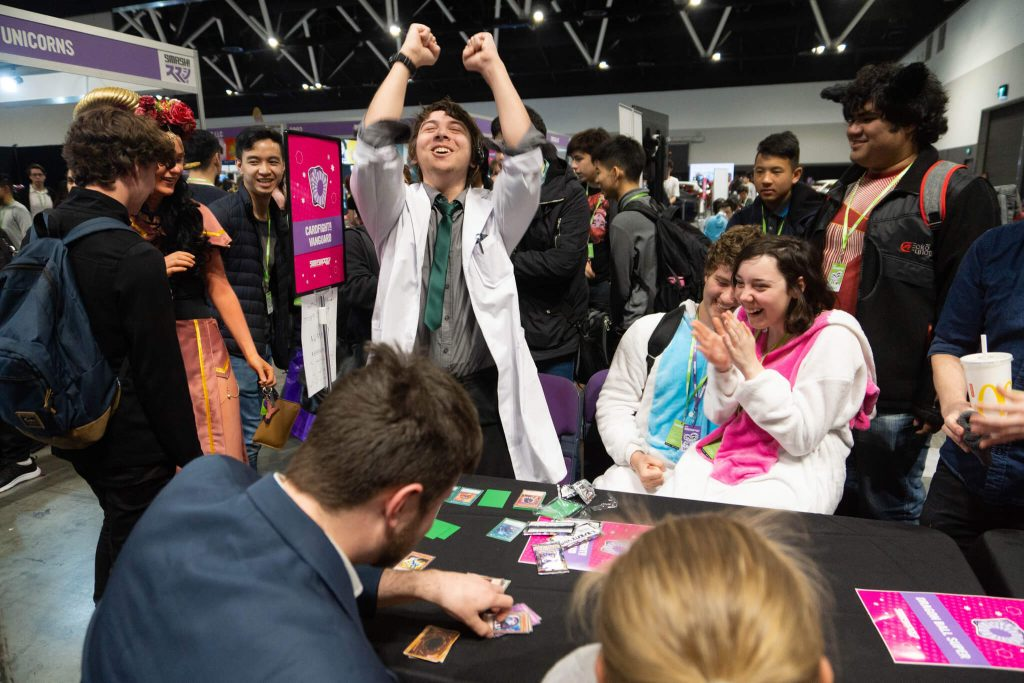 TCG Competitions